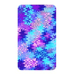 Blue And Purple Marble Waves Memory Card Reader by KirstenStar