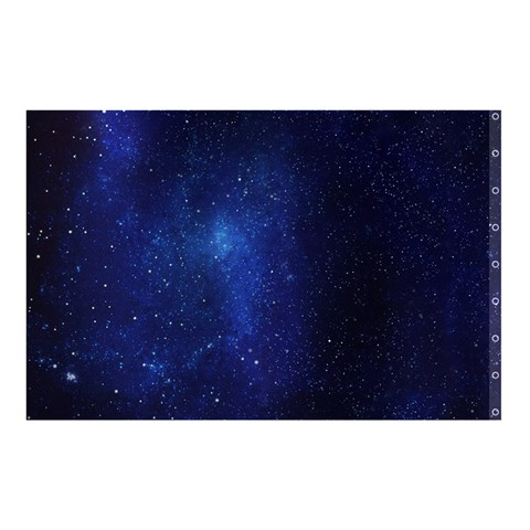 Spacemat By T Van Der Burgt   Shower Curtain 48  X 72  (small)   Sevngppnkb5o   Www Artscow Com 42.18 x64.8 Curtain