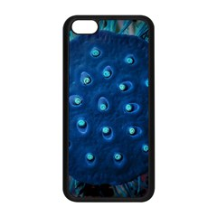 Blue Plant Apple Iphone 5c Seamless Case (black) by InsanityExpressed