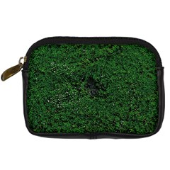 Green Moss Digital Camera Cases by InsanityExpressed