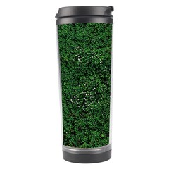 Green Moss Travel Tumblers by InsanityExpressed