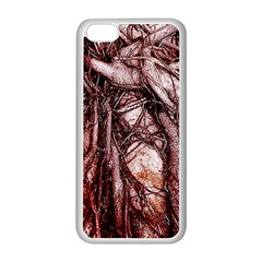 The Bleeding Tree Apple Iphone 5c Seamless Case (white) by InsanityExpressed