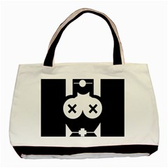 Restraint Basic Tote Bag