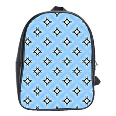Cute Pretty Elegant Pattern School Bags(large)