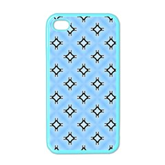 Cute Pretty Elegant Pattern Apple Iphone 4 Case (color)
