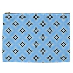 Cute Pretty Elegant Pattern Cosmetic Bag (xxl)