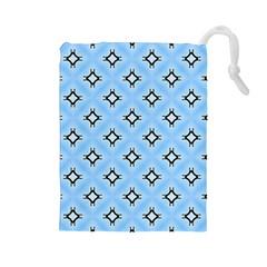 Cute Pretty Elegant Pattern Drawstring Pouches (large)