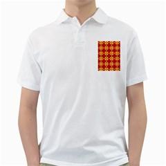 Cute Pretty Elegant Pattern Golf Shirts by creativemom
