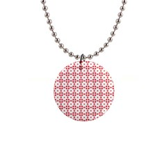 Cute Pretty Elegant Pattern Button Necklaces