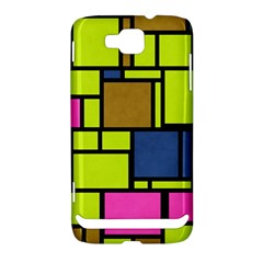 Squares and rectangles Samsung Ativ S i8750 Hardshell Case by LalyLauraFLM