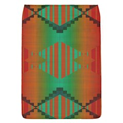 Striped Tribal Pattern Removable Flap Cover (s)