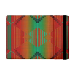 Striped Tribal Pattern	apple Ipad Mini 2 Flip Case