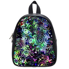 Colour Play Flowers School Bags (small)  by InsanityExpressedSuperStore