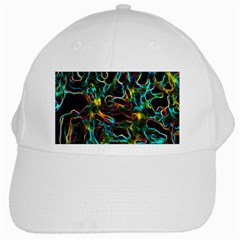 Soul Colour White Cap by InsanityExpressedSuperStore