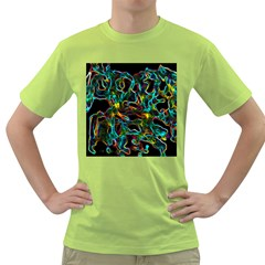 Soul Colour Green T Shirt by InsanityExpressedSuperStore