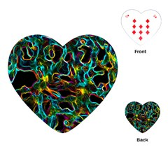 Soul Colour Playing Cards (heart)  by InsanityExpressedSuperStore