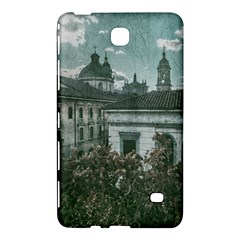 Colonial Architecture At Historic Center Of Bogota Colombia Samsung Galaxy Tab 4 (8 ) Hardshell Case  by dflcprints