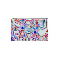 Soul Colour Light Cosmetic Bag (small)  by InsanityExpressedSuperStore