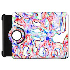 Soul Colour Light Kindle Fire Hd Flip 360 Case by InsanityExpressedSuperStore
