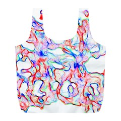 Soul Colour Light Full Print Recycle Bags (l)  by InsanityExpressedSuperStore