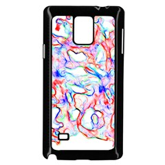 Soul Colour Light Samsung Galaxy Note 4 Case (black) by InsanityExpressedSuperStore