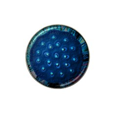 Blue Plant Hat Clip Ball Marker (10 Pack) by InsanityExpressedSuperStore