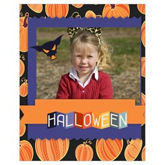 Halloween By Helloween   Drawstring Bag (small)   Zpdnui8kz9x9   Www Artscow Com Front