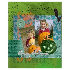 Halloween By Helloween   Drawstring Bag (small)   Ie783xw6duo5   Www Artscow Com Front