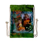 halloween - Drawstring Bag (Small)