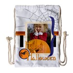 halloween - Drawstring Bag (Large)