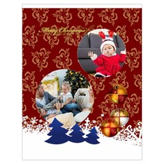 Xmas By Xmas   Drawstring Bag (large)   V9sdc37filn9   Www Artscow Com Back