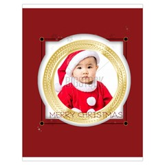 Xmas By Xmas   Drawstring Bag (large)   He29aaqbz1ii   Www Artscow Com Back