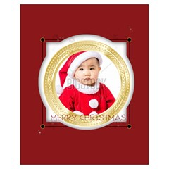 Xmas By Xmas   Drawstring Bag (small)   Fieqbufk6pas   Www Artscow Com Back