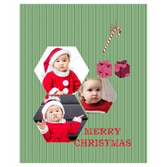 Xmas By Xmas   Drawstring Bag (small)   5te4ny8drla1   Www Artscow Com Back