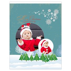 Xmas By Xmas   Drawstring Bag (large)   O6jcpv6quk6s   Www Artscow Com Back