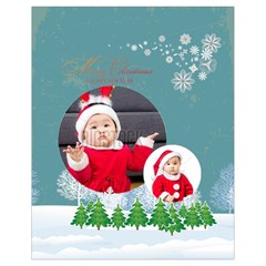 Xmas By Xmas   Drawstring Bag (small)   Xlyo5g3fjbex   Www Artscow Com Back