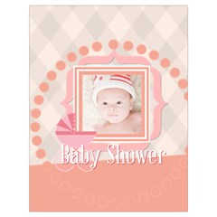 Baby By Baby   Drawstring Bag (large)   F8z98oq3rq1c   Www Artscow Com Front