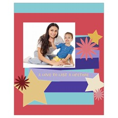 Baby By Baby   Drawstring Bag (small)   Ny1fbp0ettz4   Www Artscow Com Back