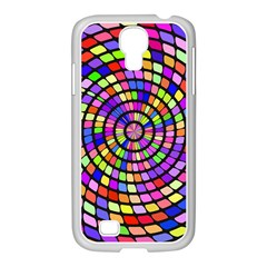 Colorful Whirlpool Samsung Galaxy S4 I9500/ I9505 Case (white) by LalyLauraFLM