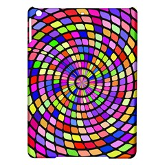 Colorful Whirlpool Apple Ipad Air Hardshell Case by LalyLauraFLM