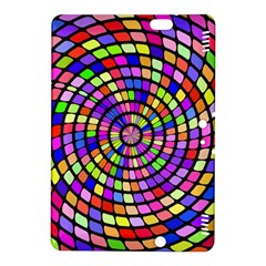 Colorful Whirlpool Kindle Fire Hdx 8 9  Hardshell Case by LalyLauraFLM