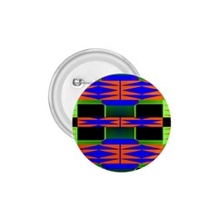 Distorted Shapes Pattern 1 75  Button by LalyLauraFLM