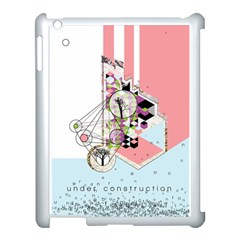 Under Construction Apple iPad 3/4 Case (White) by infloence