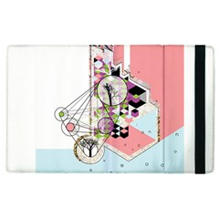 Under Construction Apple Ipad 2 Flip Case by infloence