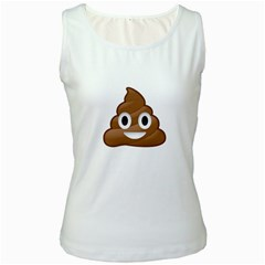 Poop Women s Tank Tops by redcow