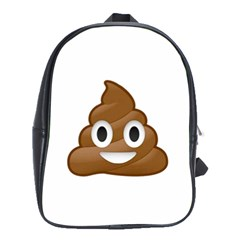 Poop School Bags(Large)  by redcow