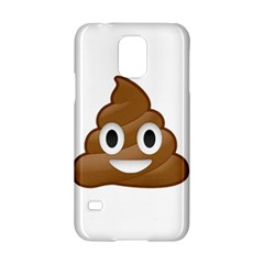 Poop Samsung Galaxy S5 Hardshell Case  by redcow