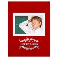 Xmas By May   Drawstring Bag (large)   Zw3koqw0z7gf   Www Artscow Com Back