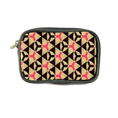 Shapes In Triangles Pattern Coin Purse by LalyLauraFLM