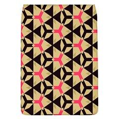 Shapes in triangles pattern Removable Flap Cover (L) by LalyLauraFLM